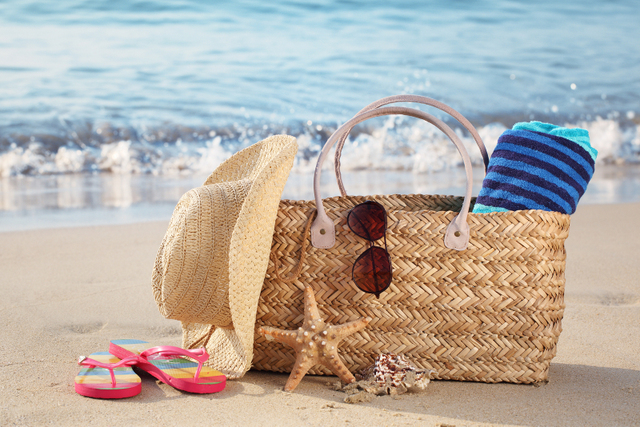 Topsail Island Beach Bag