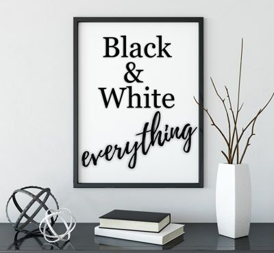 Black_White_Everything_Decor