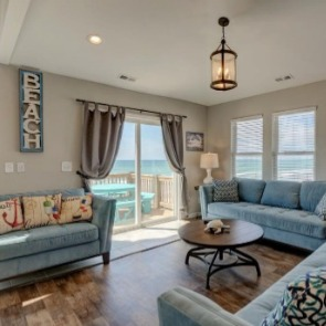 Minimal Coastal Home Design and Decor | Century 21 Action Topsail NC Real Estate