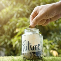 saving money in a jar for the future | Century 21 Action, Inc Real Estate