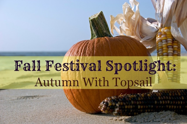 Autumn with Topsail