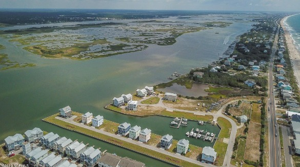 Topsail Island Real Estate For Sale And On The Market Now