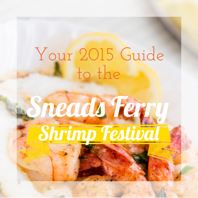 Your 2015 Guide to the Sneads Ferry Shrimp Festival