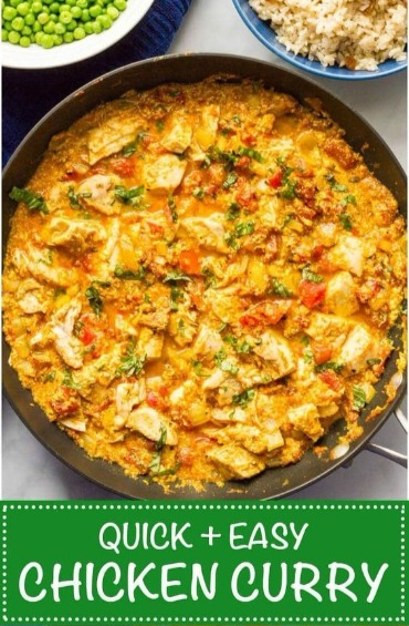 Top 10 meals you can make quickly and easily on vacation 6 curry and rice forumfinder Choice Image