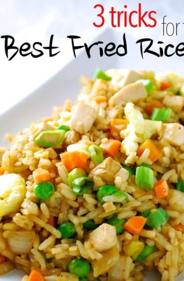 Top 10 meals you can make quickly and easily on vacation 7 fried rice forumfinder Gallery