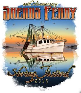 Sneads Ferry Shrimp Festival 2015
