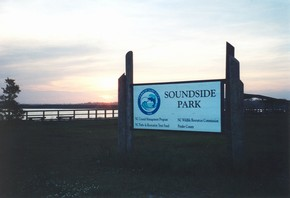 Movies in the Park at Soundside Park in Surf City NC