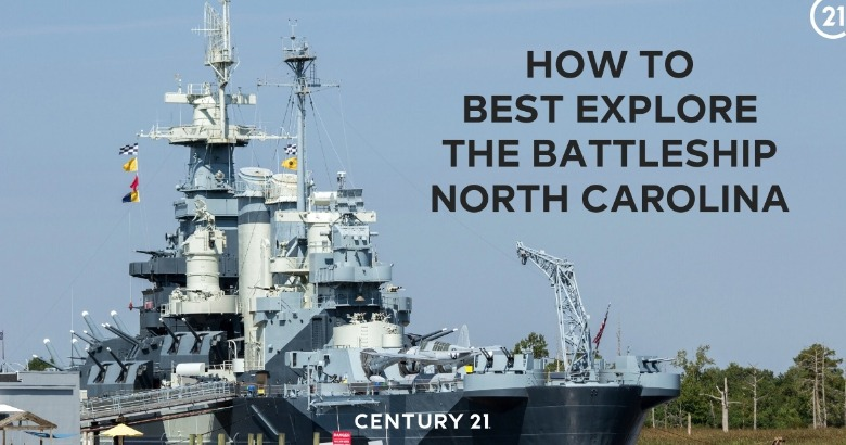 How to Best Explore the Battleship North Carolina | Century 21 Action