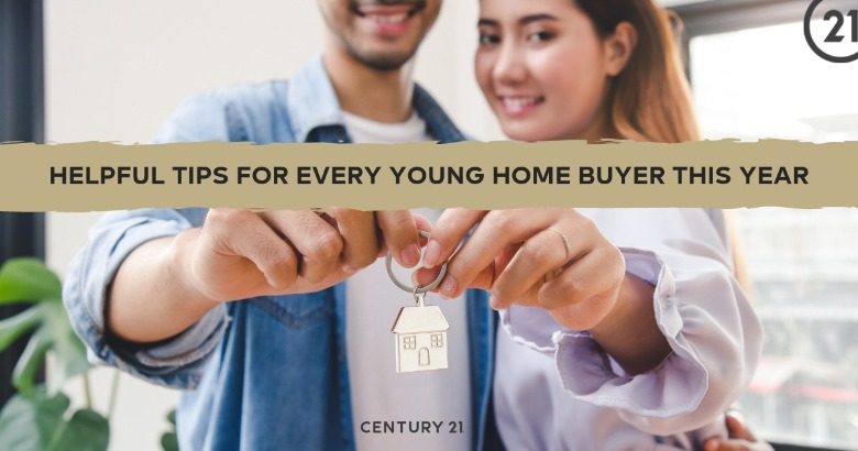 Helpful Tips for Every Young Home Buyer This Year | Century 21 Action
