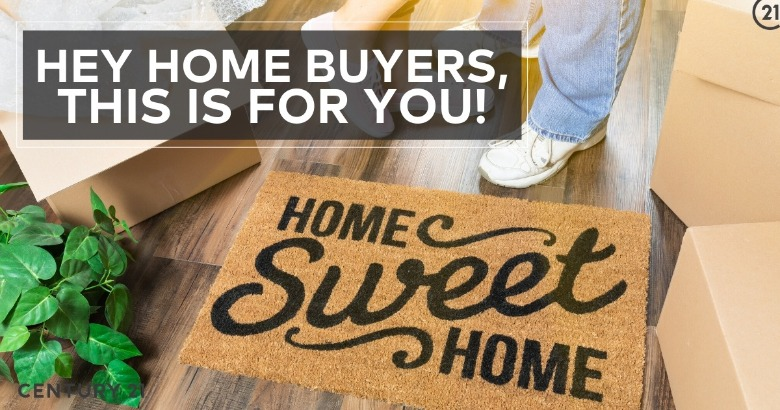Hey Home Buyers, This Is For You