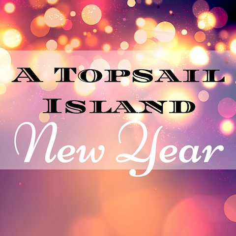 A Topsail Island New Year