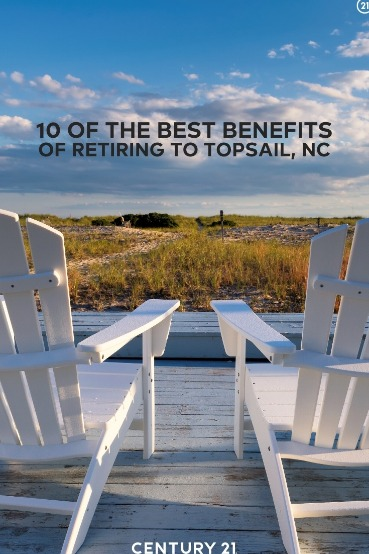 10 of the Best Benefits of Retiring to Topsail, NC