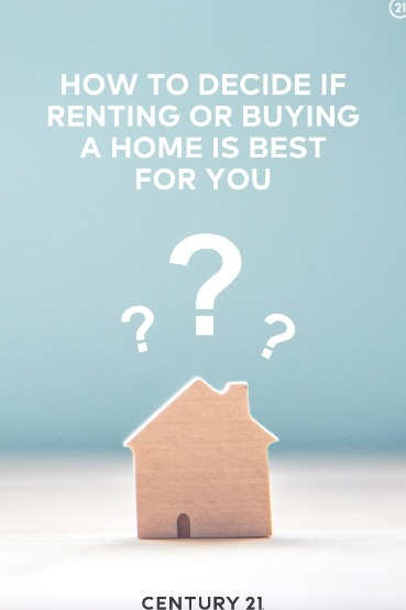 How to Decide if Renting or Buying a Home is Best for You | Century 21 Topsail