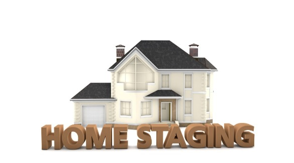 house with the words home staging | Century 21 Action