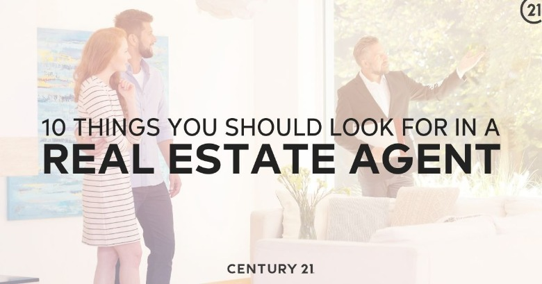 10 Things You Should Look for in a Real Estate Agent  | Century 21 Action Topsail Real Estate Resources