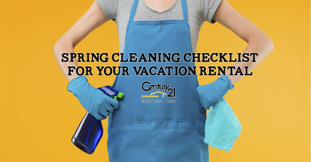 Spring Cleaning Checklist for Your Vacation Rental